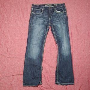 BKE Jake Bootcut jeans 36r